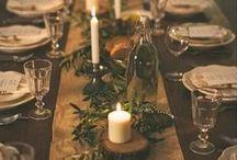 'Tafelmanieren' / Table settings & styling