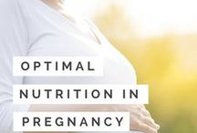 Pregnancy Pointers / Get in the know about the next 9 months, and the best ways to have a happy and healthy pregnancy