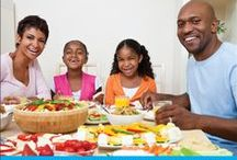Black History Month / Step up to the plate during Black History Month. Cook healthier meals for yourself and your family. Count calories, food portions and exercise minutes each day to build a healthy lifestyle – and a healthy community. #ICount #BlackHistoryMonth