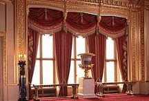 Curtains and Drapes / The Humphries Weaving Company has proudly been involved in many interesting projects to creating breath taking window treatments. Our breadth of work spans Royal residences, historic buildings, museums, galleries and private residences. www.humphriesweaving.co.uk
