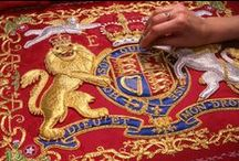 Ceremonial Regalia / Humphries Weaving is known as the organisation of choice with those looking for only the best textiles for their ceremonial regalia.  www.humphriesweaving.co.uk