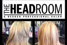 Around the Salon / Awesome work that our stylist have done here at, The Headroom