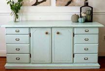 Portfolio / Dressers, tables, credenzas, you name it!
