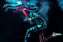 UV art /  arte, fetish, ideas