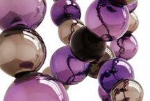 Colours- Purple- Lila