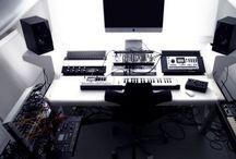 Studio Ideas / Studio ideas for my home