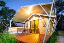Camping ideas / Rich rainforests, untouched beaches across the coastline and bustling towns; NSW features one of the most diverse environments in Australia. Enjoy camping
