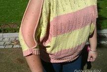 Patty a Tricoté / Ce que j'ai fini de tricoter.