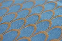 Our Fabric: Figured / The Figured cloths we create include Damask, Tissue, Lampas, Brocatelle, Figured Cotelins and Carriage Cloths. These can be utilised in historic restorations or modern interior schemes by combining established structures and styles with modern yarn varieties can create a fresh and interesting look. http://www.humphriesweaving.co.uk/our-fabrics/figured/
