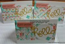 Sale a Bration 2015 / Stampin' Up! yearly event