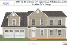 House Plans / These floorplans are from actual homes we have built over the years.