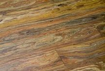 Flooring / From hardwood to carpet, all the flooring options you have when building your dream home.