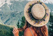 Free Spirit  / Hippy life of living free and adventurous