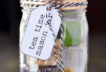 * In-a-Jar ideas / Cheap but such original and customized gift ideas ! Love it !