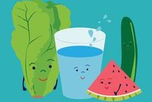 Water Wednesdays / Introducing Water Wednesdays! Every Wednesday, Shape Your Future will be showering you with facts on why water is the best thirst-quencher.  Rethink your drink and choose water over sugary sports drinks, energy drinks, fruit drinks and soda.