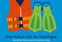 Shape Your Future: Summer / We encourage parents, children and all Oklahomans to live healthier lives every day by eating more fruits and vegetables, getting the appropriate amount of physical activity and being tobacco free.