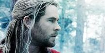 [ch]: thor odinson | god of thunder / Thor Odinson || Character board, character reference, character research, writing inspiration, character development.
