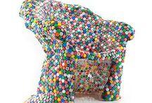 Garbage Craft & Kitch alias DIY / En 't mooie: je kan het (bijna) allemaal zèlf maken én gebruiken!