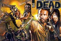 The Walking Dead / by Ronald Lukomski