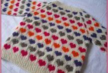 Strikke/ Knitting