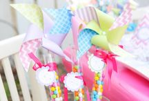 Kids party ideas  / by Hayley Smith