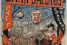 Affiches / Affiches des collections du Musée de Montmartre