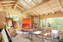 Art Studio / Linda Kennerley