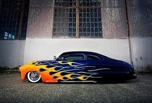 Cool cars / by Jody Hoefs