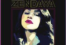 Zendaya Colman  / I love zendaya she is super nice is super nice I love it