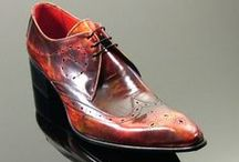 Men's Shoes / Discover men's shoes from a range of different shoes for men, including loafers, oxfords, casual shoes, trainers, sneakers, plimsolls and more for men! / by Igor Tomasic