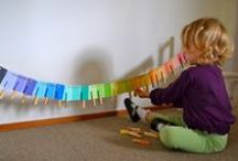 Montessori } Alltag