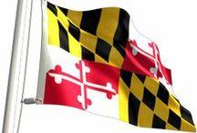 Maryland my Maryland / by Paula Storm Pumphrey