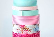Washi tape / by Hayley Smith
