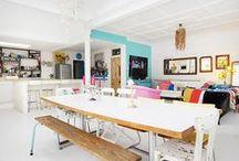 OFFICE / #home #dream #headquarter #siègesocial #locaux #deco #diy #love #inspiration #home #office #desk #decoration #diy