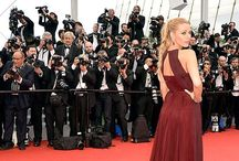 DRESSES: RED CARPET / Beautiful red carpet dresses