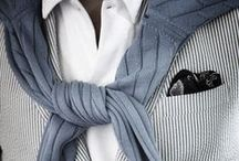 It is a man's world / It is about style of the men, that I really like and it is hard to find everyday so well dressed man :)
