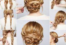 Hair styles / DIY Hair