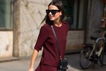 BURGUNDY / #bordeaux #burgundy #fashion #mode #inspiration #red #colour #colorful  ★ Créez vos looks avec Clothe To Me App  - Keep all your clothes in your pocket with Clothe To Me App - D O W N L O A D bit.ly/downloadallctm ★