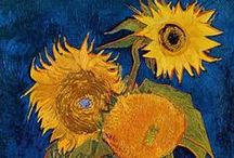 flower art / Nature is the best creator, see how artists try to copy it, or play with it.