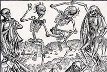 Medieval death / dance of death