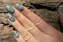 Water Decals / Water Decal Nail Art