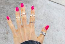 Nails - Nice colors/designs / Pretty nail colors and nail designs