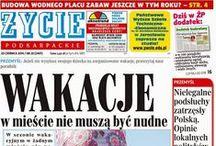 Wydania Życia / Życie Podkarpackie | www.zycie.pl | Informacje z Przemyśla, Przeworska, Jarosławia, Lubaczowa