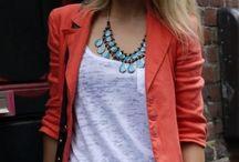 Outfits - Jackets/Blazers