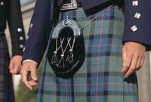 Traditional Tartans / Our Traditional Tartans for the proudest days of your lives!