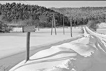 Kiedyś to były zimy... Winter wonderland in Poland. / Archiwalne zdjęcia zimowego krajobrazu Przemyśla i okolic. Vintage photos of winter.   #snow #90s #poland #przemyśl #easternpoland #archive #oldphotos
