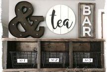Kitchen - Bar/Coffee Bar