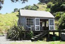 Baches - Kiwi holidays / Memories of Kiwi holidays