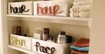 organize / for the messy ones
