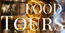 places to see experience and feel / food tours / The world is a book, and those who do not travel read only a page